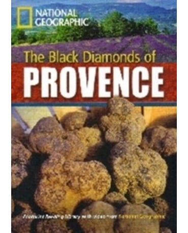 The Black Diamonds Of Provence - Footprint Reading Library - American English - Level 6 - Book