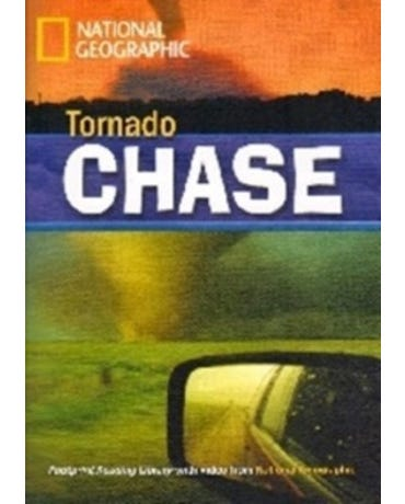 Tornado Chase - Footprint Reading Library - British English - Level 5 - Book