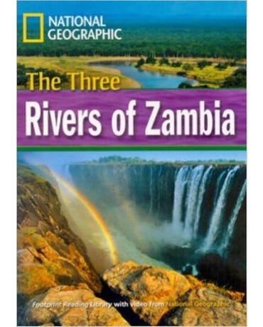 The Three Rivers Of Zambia - Footprint Reading Library - American English - Level 4 - Book