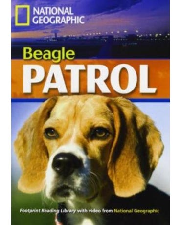 Beagle Patrol - Footprint Reading Library - American English - Level 5 - Book