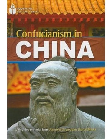 Confucianism In China - Footprint Reading Library - American English - Level 5 - Book