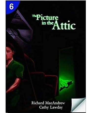 The Picture In The Attic - Page Turners - Level 6 - Book With MP3 Online
