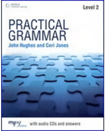 Practical Grammar Level 2 - Book With Audio CD And Answers Key