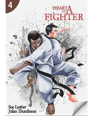 Heart Of A Fighter - Page Turners - Level 4
