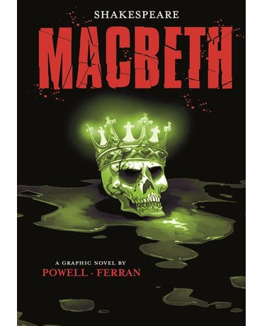 Macbeth - Shakespeare Graphics