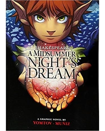 A Midsummer Night's Dream - Graphic Novels