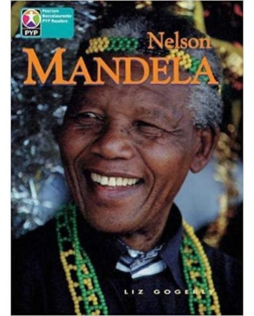 Nelson Mandela - Pyp - Level 10