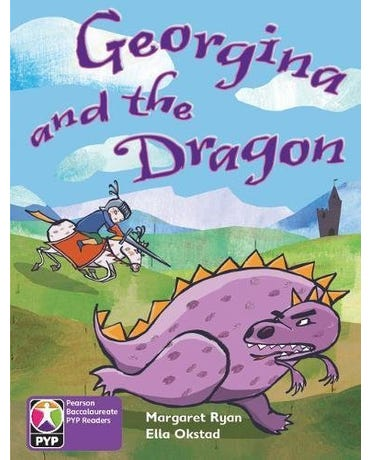 Georgina And The Dragon - Pyp - Level 5