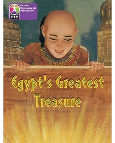 Egypt's Greatest Treasure - Pyp - Level 5