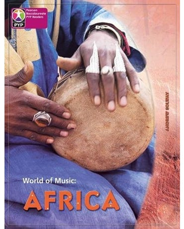 World Of Music Africa - Pyp - Level 8
