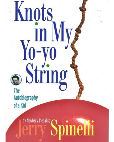 Knots In My Yo-Yo String - The Autobiography Of A Kid