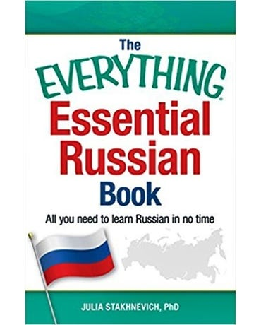 The Everything Essential Russian Book - All You Need To Learn Russian In No Time