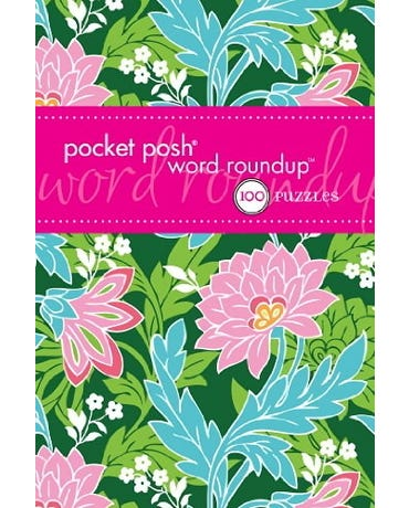 Pocket Posh Word Roundup - Volume 5