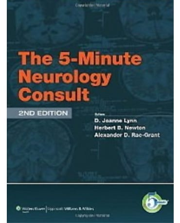 The 5-Minute Neurology Consult - Second Edition
