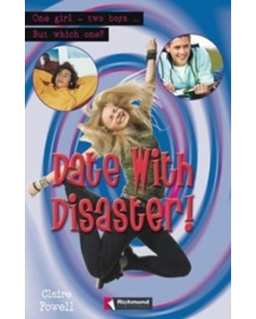 Date With Disaster! - Media Readers - Level Elementary - Book With Audio CD