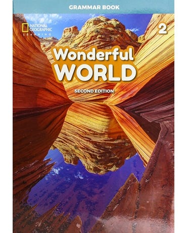 Wonderful World 2 - Grammar Book - Second Edition