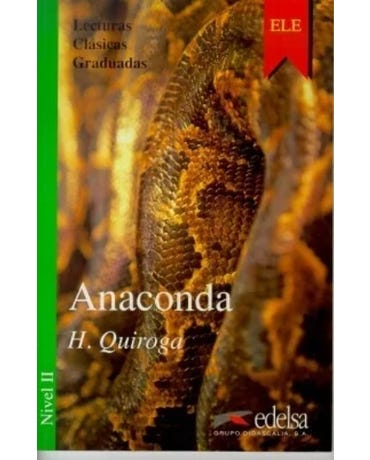 Anaconda - Nivel A1-A2 - CD Audio Nacional