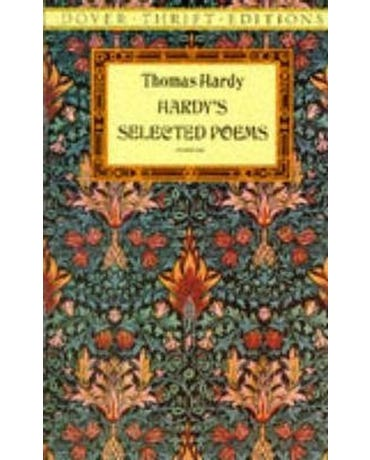 Hardy's Selected Poems - Dover Thrift Editions