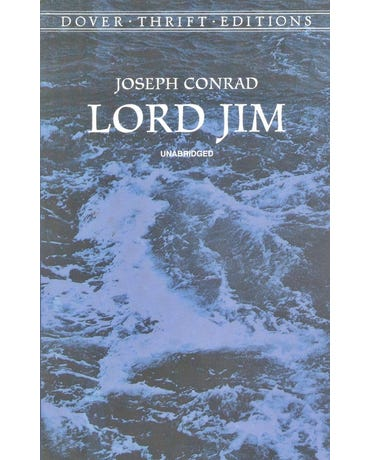 Lord Jim - Dover Thrift Editions