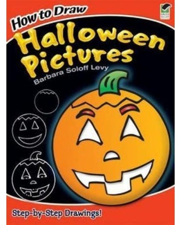 How To Draw - Halloween Pictures