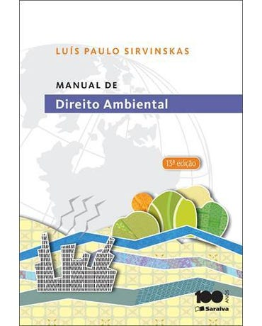 Mais Sobre Manual De Direito Ambiental - 13ª Ed. 2015