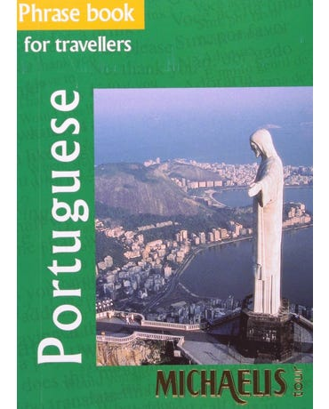 Michaelis Tour Portuguese - Phrase Book For Travellers