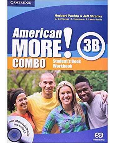 American More! 3B Combo - Student's Book And Workbook
