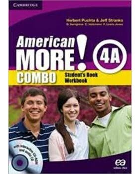 American More! 4A - Student's Book With Workbook