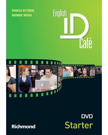 English Id Café Starter - DVD
