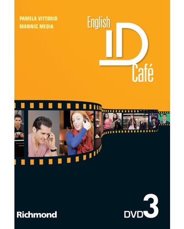 English Id Café 3 - DVD