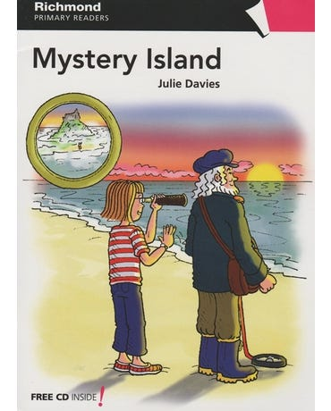 Mystery Island - First Readers - Level Pre-Flyyers - Book With Audio CD