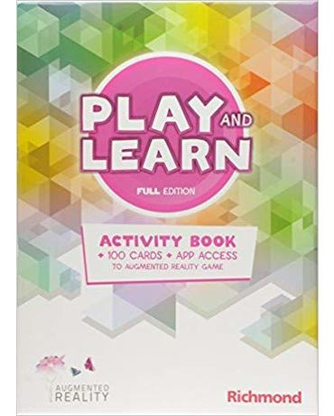 Play And Learn - Activity Book