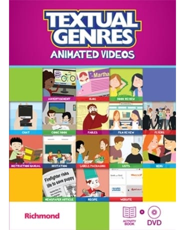 Textual Genres - Animated Videos