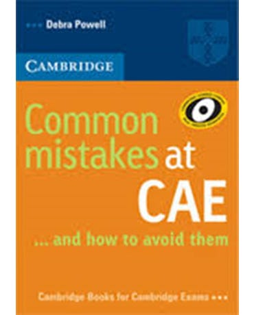 Common Mistakes At CAE ... And How To Avoid Them