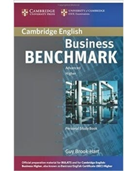 Business Benchmark Advanced Bulats And Business Higher - Personal Study Book