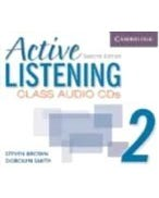 Active Listening 2 - Class Audio Cds - Second Edition