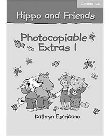 Hippo And Friends 1 - Photocopiable Extras
