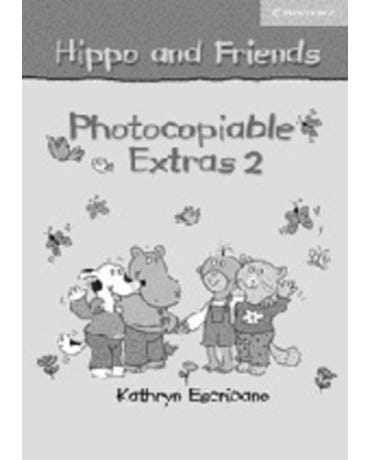 Hippo And Friends 2 - Photocopiable Extras