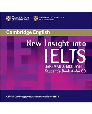 New Insight Into Ielts - Student's Book Audio CD
