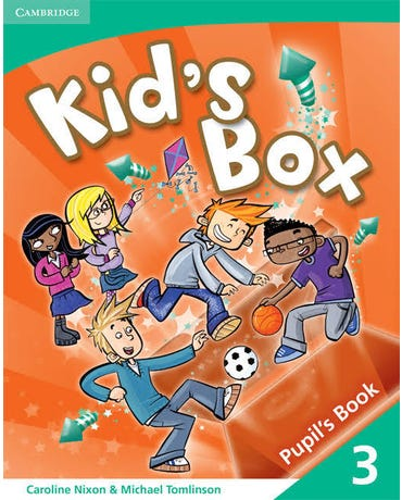 Kid's Box 3 - Pupil's Book