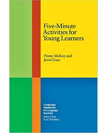 Five Minutes Acitivities For Young Learners