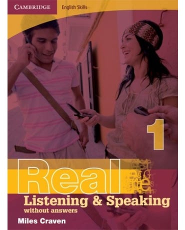 Cambridge English Skills Real Listening & Speaking 1 - Without Answers