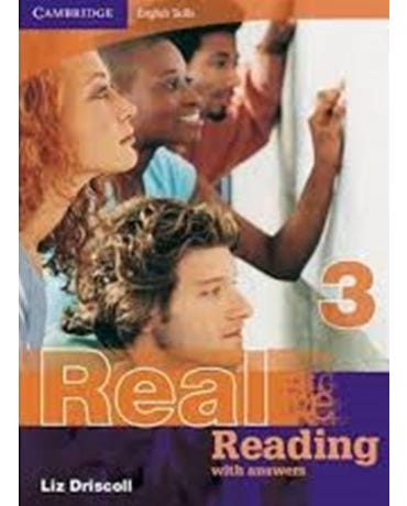 Cambridge English Skills Real Reading 3 - With Answers