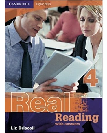 Cambridge English Skills Real Reading 4 - Book With Answers