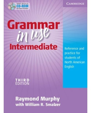 Grammar In Use Intermediate - Without Answers And With CD-ROM - Third Edition