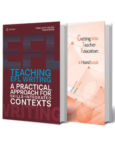 Pack Teaching Efl Writing - A Practical Approach For Skills-Integrated Contexts + Getting Into The