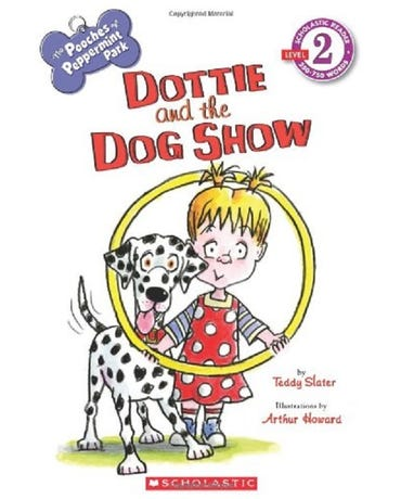 Dottie And The Dog Show - Scholastic Reader - Level 2