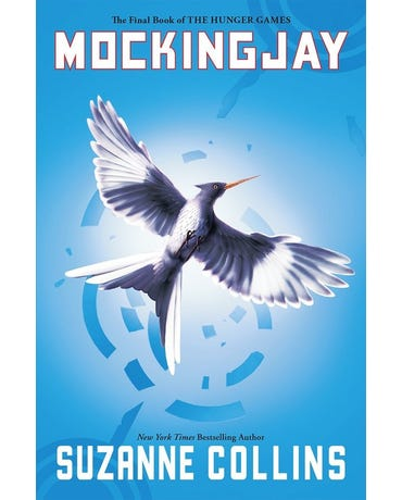 Mockingjay - The Final Of The Hunger Games