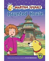 Martha Speaks - Haunted House