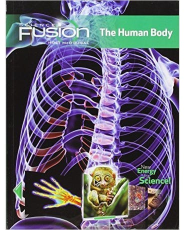 The Human Body - Science Fusion - Module C - Student Edition